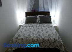 Deluxe Widok 24 Apartment - Warsaw - Bedroom