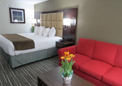 Best Western Plus East Syracuse Inn - East Syracuse - Makuuhuone