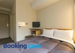 R&B Hotel Morioka-Ekimae - Morioka - Κρεβατοκάμαρα