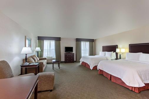 羅斯維爾恒庭套房酒店 - 羅斯維爾 - 羅斯維爾 - 臥室