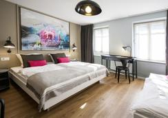 Hotel Roses - Strasbourg - Bedroom