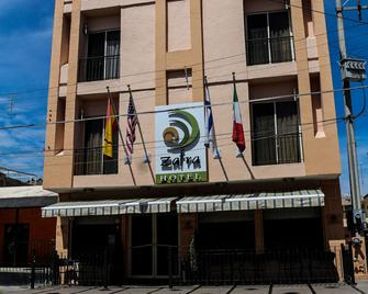 Hotel Zafra - Торреон - Здание