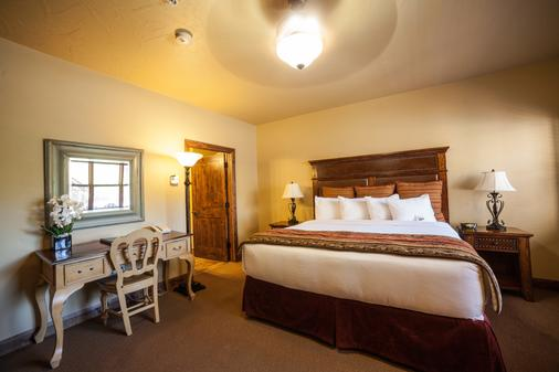 Cable Mountain Lodge - Springdale - Bedroom
