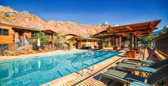 Cable Mountain Lodge - Springdale - Uima-allas