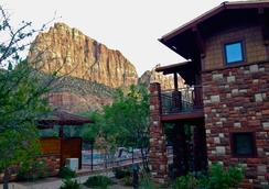 Cable Mountain Lodge - Springdale - Outdoor view