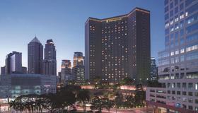 Makati Shangri-la Hotel, Manila - Makati - Edificio