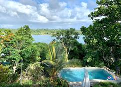 Seachange Lodge - Port Vila - Piscina