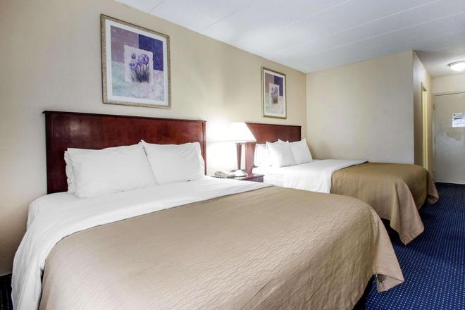 Quality Inn Near Princeton - Lawrenceville - Chambre