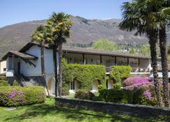 Villa Favorita - Parkhotel Delta - Ascona - Budynek