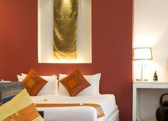 Maison Souvannaphoum Hotel - Luang Prabang - Yatak Odası