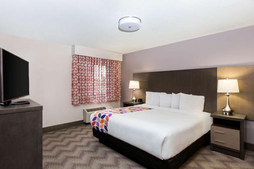 La Quinta Inn & Suites Goodlettsville - Goodlettsville - Makuuhuone