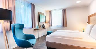 Achat Hotel Stuttgart Zuffenhausen - שטוטגרט - חדר שינה