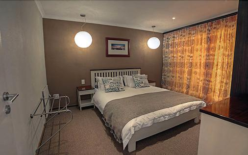 Beach Lodge - Swakopmund - Bedroom