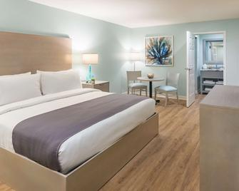 The Palms Oceanfront Hotel - Isle of Palms - Спальня