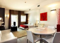 Mediterraneo Palace Hotel - Ragusa - Habitación