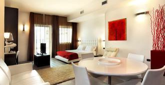 Mediterraneo Palace Hotel - Ragusa - Schlafzimmer