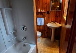 Foot of the Mountain Motel - Boulder - Bathroom