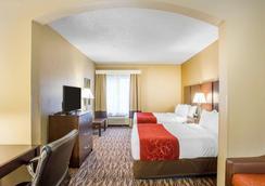 Comfort Suites - Lebanon - Bedroom