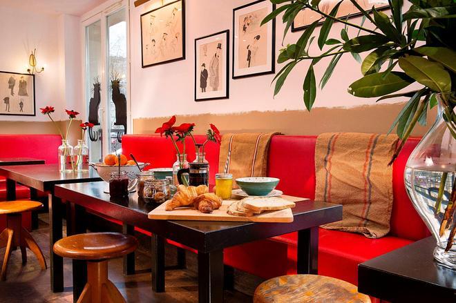 黑貓酒店 - 巴黎 - 巴黎 - 酒吧