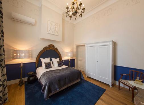 Louise Sur Cour - Brussels - Bedroom