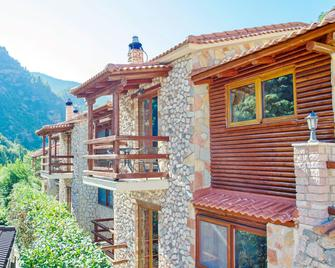 Oneiro Resort - Kalavryta - Edificio