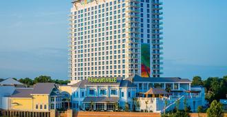 Margaritaville Resort Casino - Bossier City - Edificio