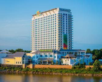 Margaritaville Resort Casino - Bossier City - Gebouw
