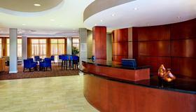 Courtyard by Marriott Phoenix North/Happy Valley - Phoenix - Front desk