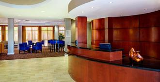 Courtyard by Marriott Phoenix North/Happy Valley - פיניקס - דלפק קבלה
