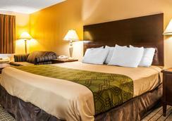 Econo Lodge - Vincennes - Schlafzimmer