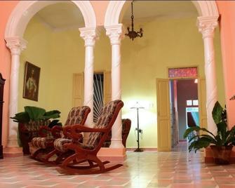Casa Blanca - Камагуей - Lobby