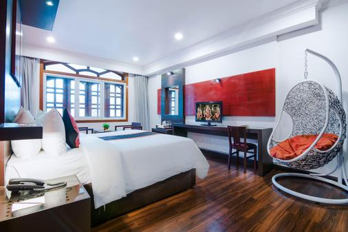 Memoire d' Angkor Boutique Hotel - Siem Reap - Bedroom
