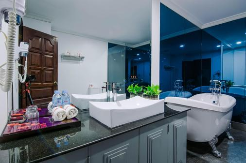 Memoire d' Angkor Boutique Hotel - Siem Reap - Bathroom