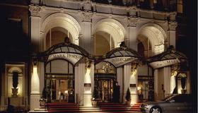 馬克霍普金斯洲際酒店 - 三藩市 - 舊金山 - 建築