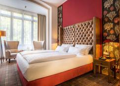 The Ascot Hotel - Köln - Schlafzimmer
