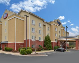 Fairfield Inn and Suites by Marriott Birmingham Bessemer - Bessemer - Building