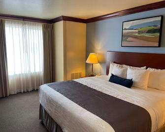 Best Western Coffeyville Central Business District Inn and Suites - Coffeyville - Ložnice