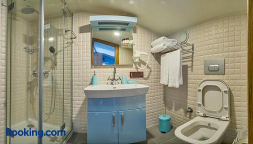 Endless Hotel Taksim - Istanbul - Bathroom