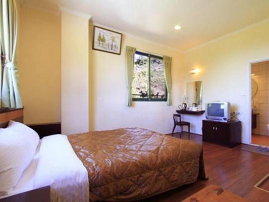 Chingjing Suwu B & B - Ren'ai - Bedroom