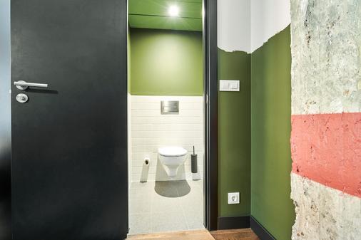 Generator Madrid - Madrid - Bathroom