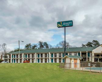 Quality Inn Reidsville Hwy 29 - Reidsville - Building