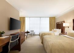 Shangri-La Hotel, Vancouver - Vancouver - Makuuhuone