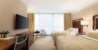 Shangri-La Hotel Vancouver - Vancouver - Bedroom