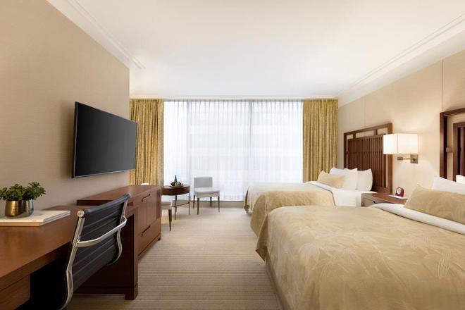 Shangri-La Hotel Vancouver - Vancouver - Habitación
