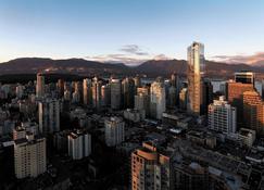 Shangri-La Hotel Vancouver - Vancouver - Udsigt