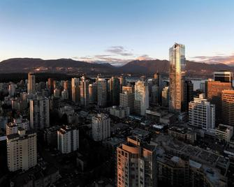 Shangri-La Hotel Vancouver - Vancouver - Außenansicht