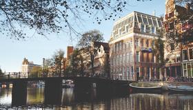 Radisson Blu Hotel - Amsterdam - Buiten zicht