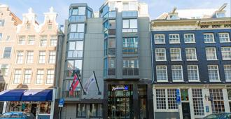Radisson Blu Hotel, Amsterdam City Center - Amsterdam - Rakennus