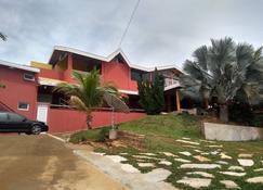 Pousada Cantinho da Ilha - São José da Barra - อาคาร