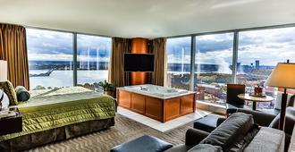 Seneca Niagara Resort & Casino - Niagaran putoukset - Makuuhuone